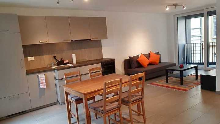 2½ room apartment in Vevey (VD), furnished, temporary