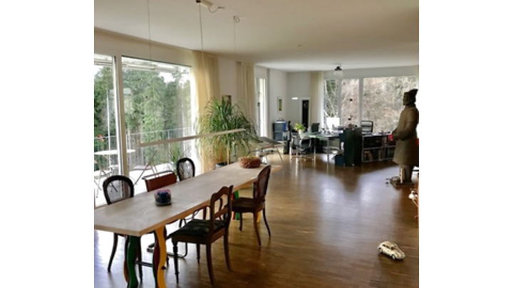 4 room apartment in St. Gallen - Bruggen/Haggen, furnished, temporary