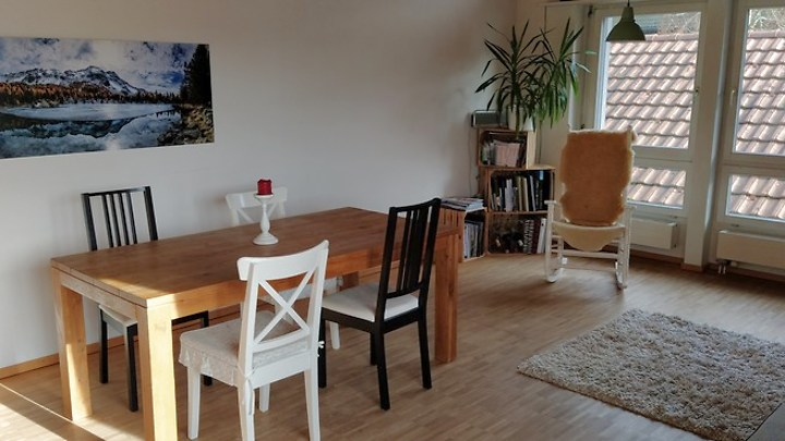 3½ room apartment in Baar (ZG), furnished, temporary