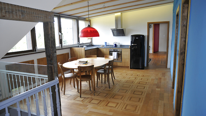 4 room apartment in Basel - Iselin, furnished