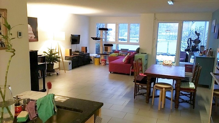 4½ room apartment in Herrenschwanden (BE), furnished, temporary