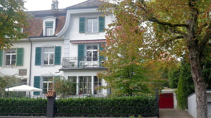 4 room apartment in Bern - Kirchenfeld, furnished, temporary
