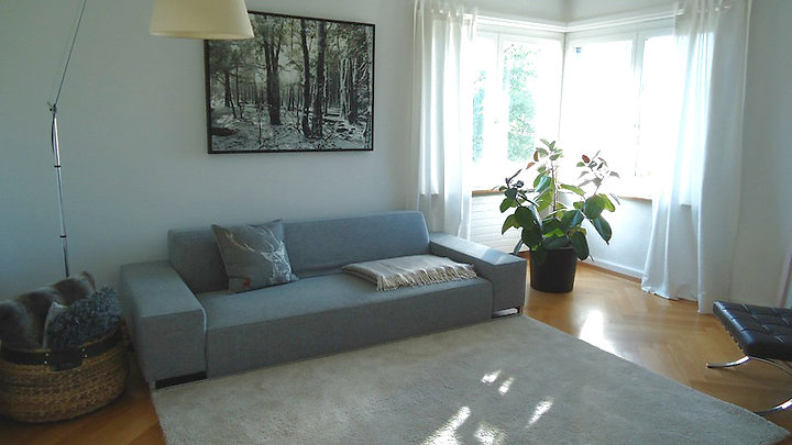 4½ room apartment in Zürich - Kreis 7, furnished, temporary
