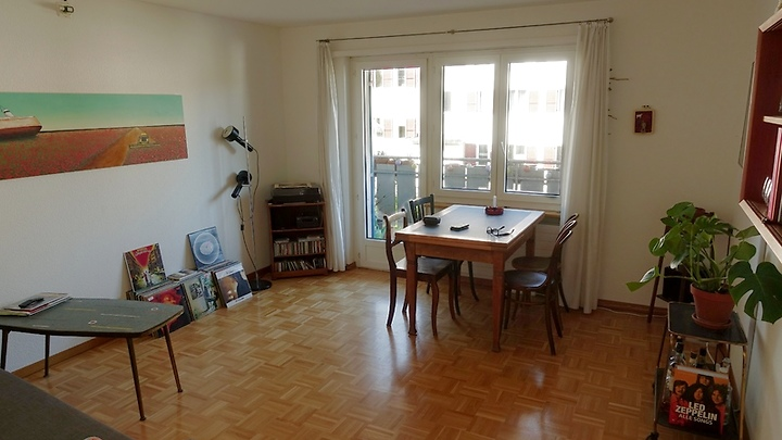 2 room apartment in Bern - Wyler, furnished, temporary