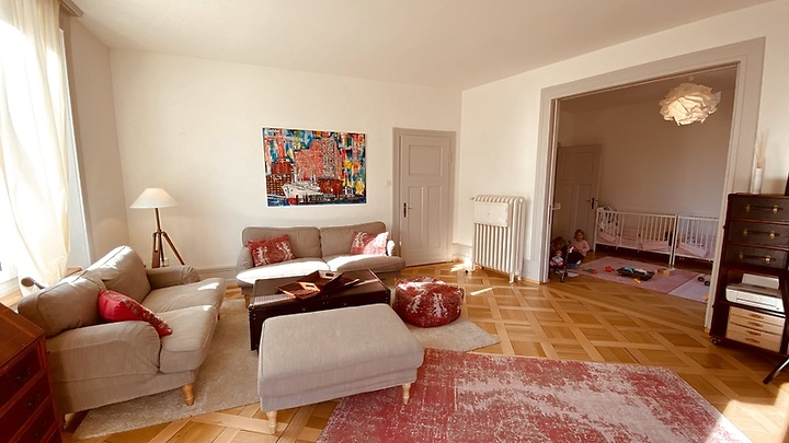 4½ room apartment in Zürich - Kreis 8 Seefeld/Mühlebach, furnished, temporary