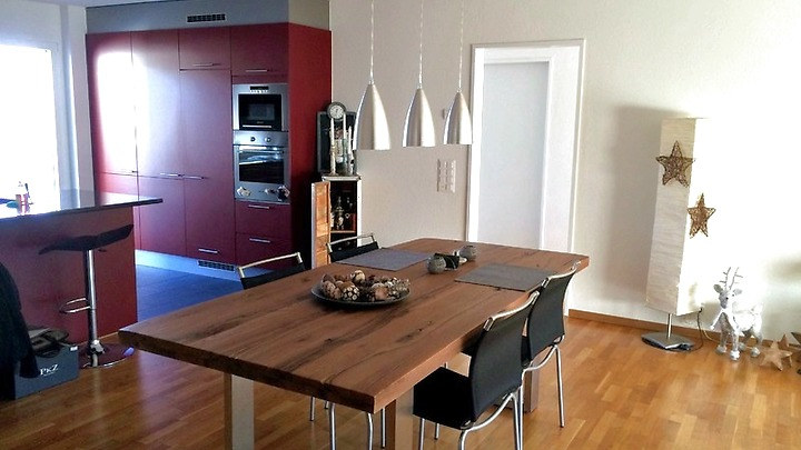 3½ room attic apartment (penthouse) in Otelfingen (ZH), furnished, temporary