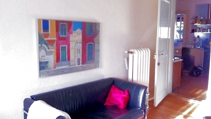 3 room apartment in Bern - Kirchenfeld, furnished