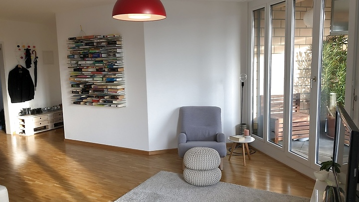 3½ room apartment in Basel - Klybeck, furnished, temporary