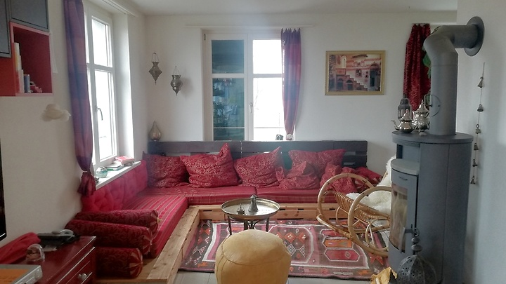 4 room apartment in Solothurn, furnished, temporary