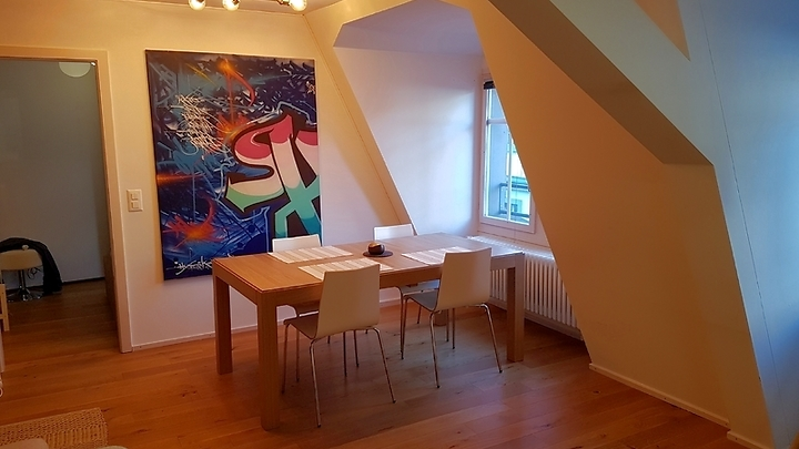 2 room apartment in Bern - Altstadt, furnished, temporary