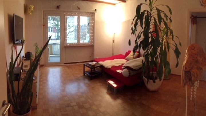 2½ room apartment in Bern - Lorraine, furnished, temporary