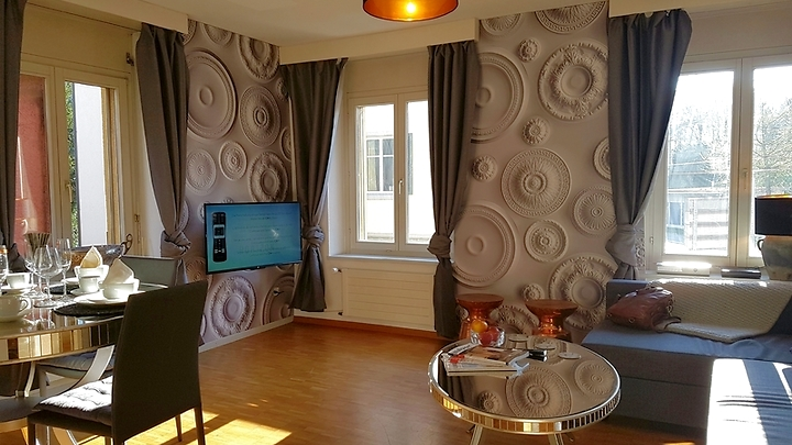 2½ room apartment in Zürich - Kreis 2 Enge, furnished