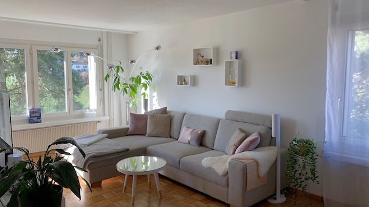 4 room apartment in Dietlikon (ZH), furnished, temporary