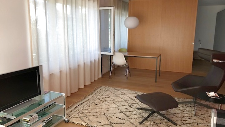 2½ room apartment in Zürich - Kreis 7 Fluntern, furnished