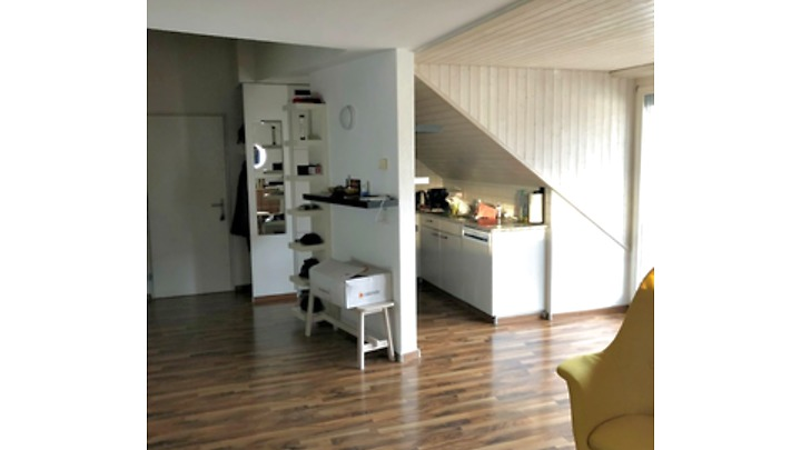 2½ room apartment in Breitenbach (SO), furnished, temporary