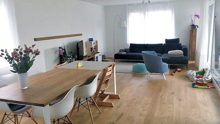 6 room house in Klingnau (AG), furnished, temporary
