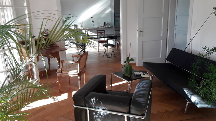 Room for weekly residents in Bern - Kirchenfeld, furnished