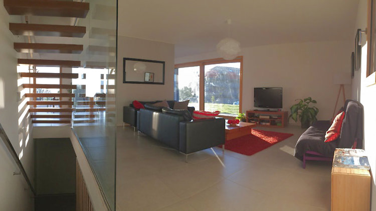 maison 4 pi ces blonay meubl dur e d termin e no 39806 ums service sous location. Black Bedroom Furniture Sets. Home Design Ideas