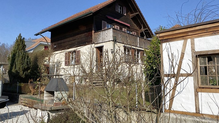 5½ room house in Bern - Bethlehem, furnished