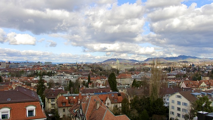 3 room apartment in Bern - Weissenbühl, furnished, temporary