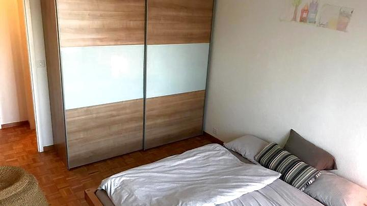 Separate room in Bernex (GE), furnished