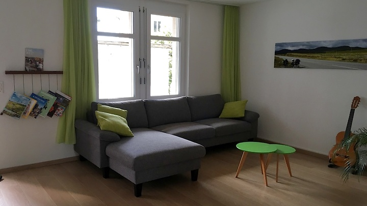 4½ room apartment in Weinfelden (TG), furnished, temporary