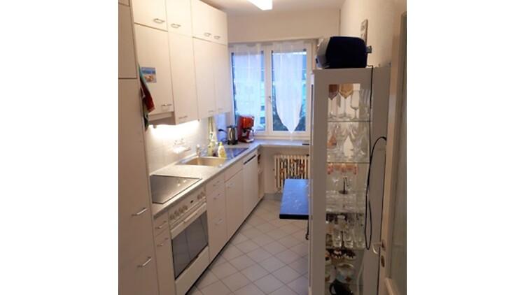 4 zimmer wohnung in z rich kreis 11 oerlikon m bliert auf zeit nr 45264 ums ag. Black Bedroom Furniture Sets. Home Design Ideas