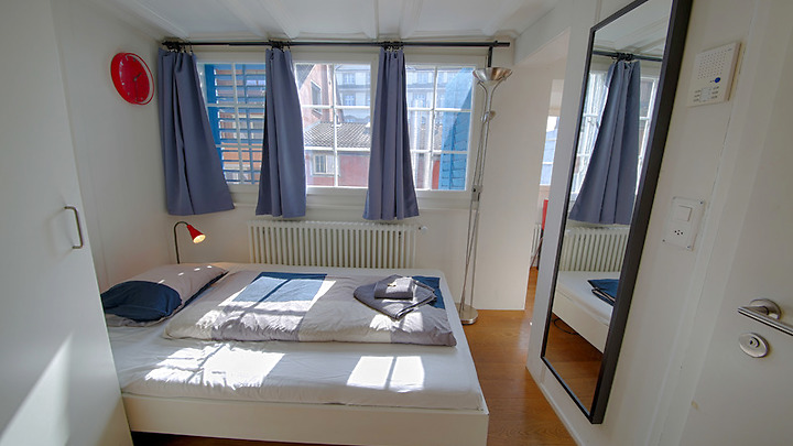 1 room apartment in Zürich - Kreis 1 Niederdorf, furnished