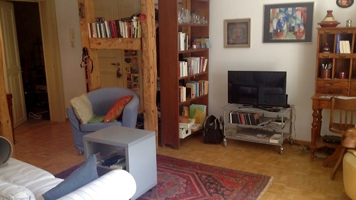 3½ room apartment in Bern - Mattenhof, furnished, temporary