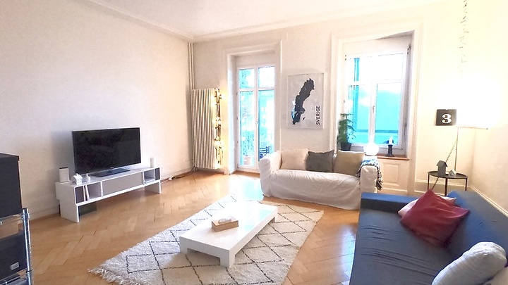 5 room apartment in Zürich - Kreis 7 Hottingen, furnished, temporary