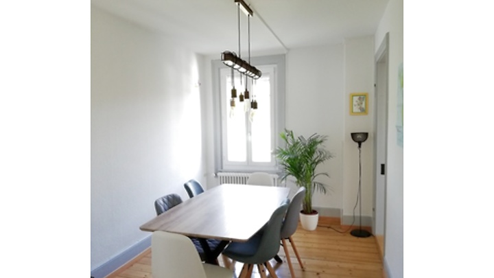 4½ room apartment in St. Gallen, furnished, temporary