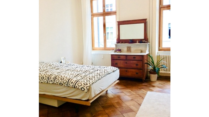 2½ room apartment in Basel, furnished, temporary
