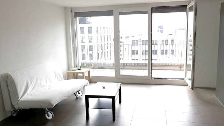 3½ room apartment in Zürich - Kreis 9 Altstetten, part. furnished