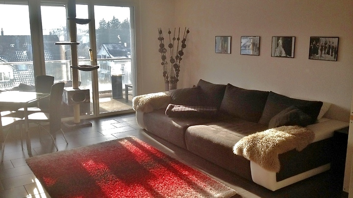 2½ room apartment in Dietikon (ZH), furnished, temporary
