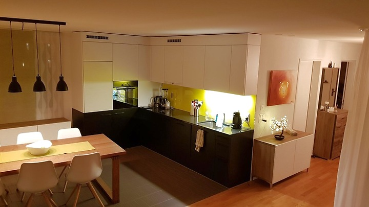 3½ room apartment in Bonstetten (ZH), furnished, temporary
