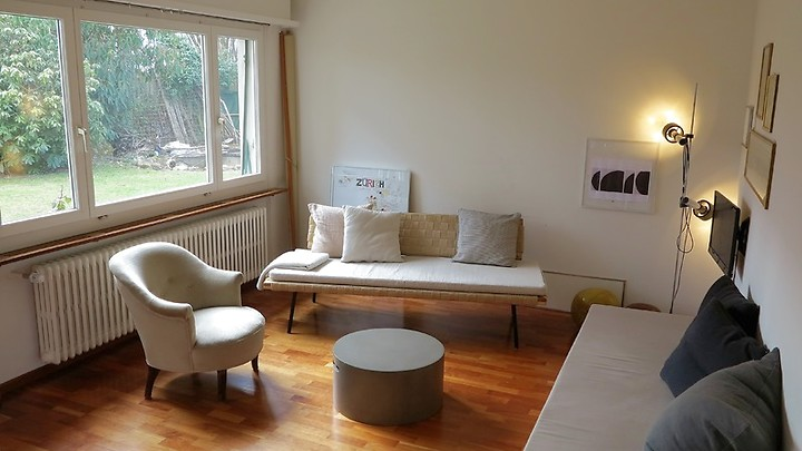 4½ room house in Zürich - Kreis 7 Witikon, furnished, temporary
