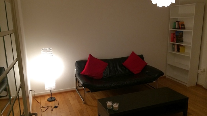 2 room apartment in Zug, furnished, temporary