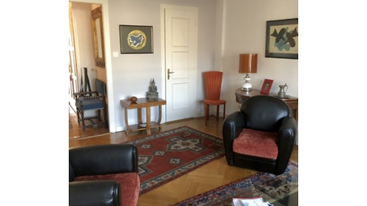 3½ room apartment in Genève - Eaux-Vives, furnished, temporary