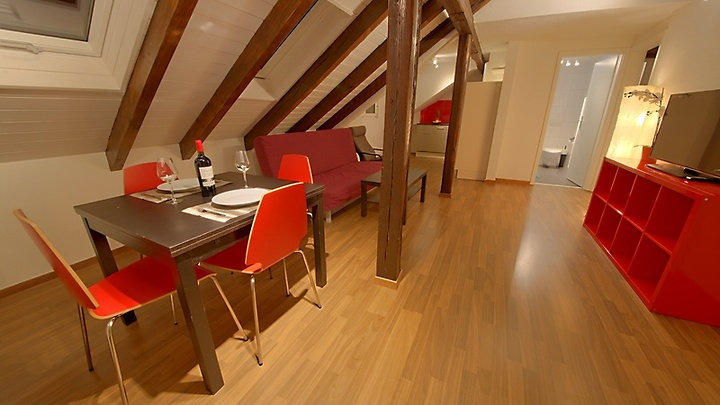3½ room apartment in Zürich - Kreis 10, furnished