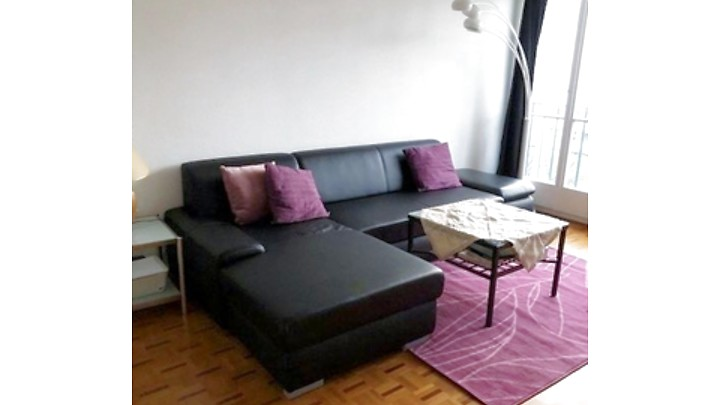 3 room apartment in Genève - Meyrin, furnished