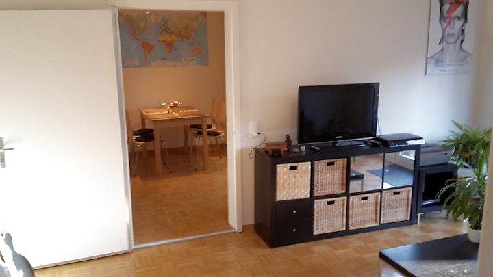 2½ room apartment in Zürich - Kreis 11 Oerlikon, furnished, temporary