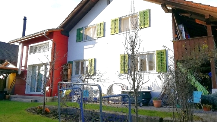 6½ room house in Bubikon (ZH), furnished, temporary