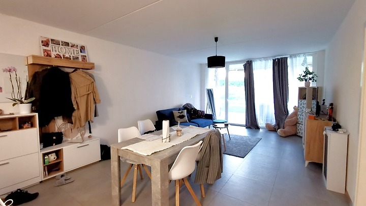 2½ room apartment in Léchelles (FR), furnished, temporary