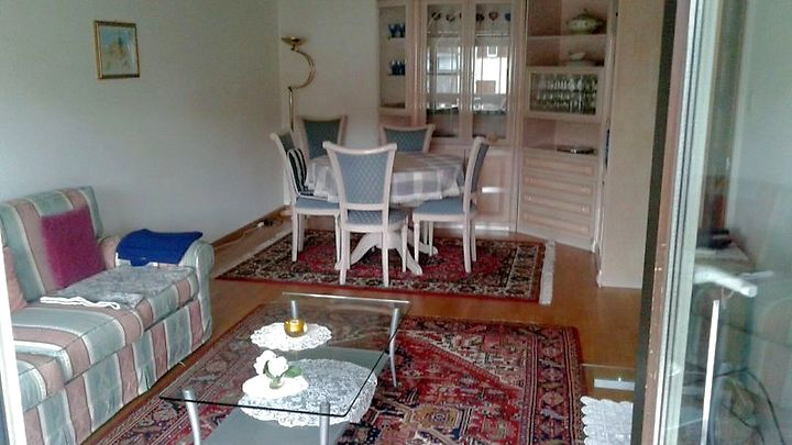 2½ room apartment in Basel - Riehen, furnished