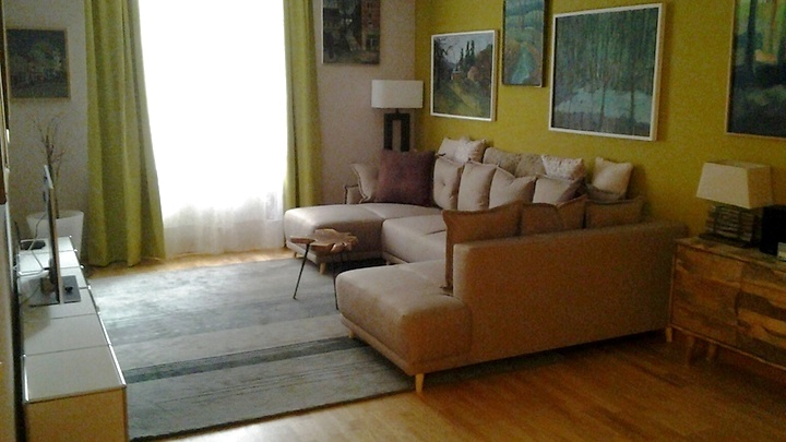 3½ room apartment in Basel - Altstadt/Kleinbasel, furnished, temporary