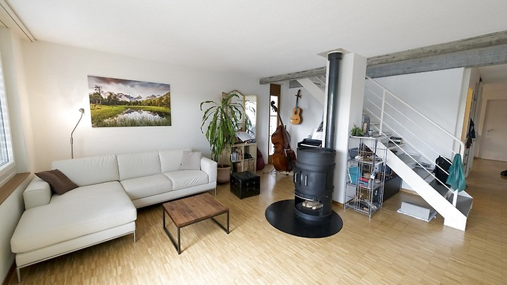 3½ room apartment in Münchenbuchsee (BE), furnished, temporary