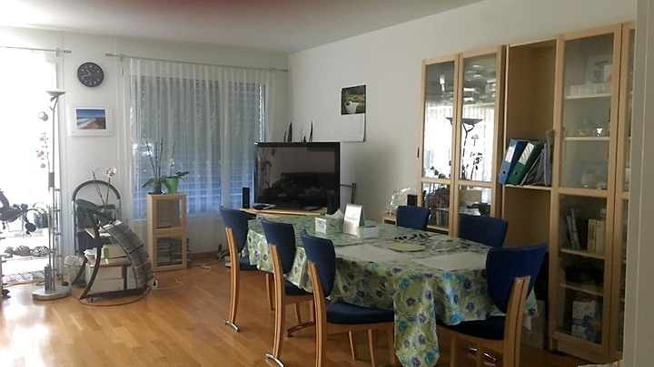 4½ room apartment in Zollikofen (BE), furnished, temporary