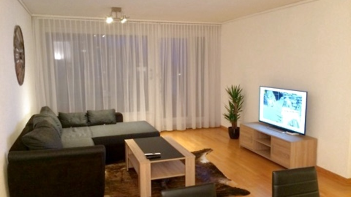 4 room apartment in Bern - Ostring, furnished