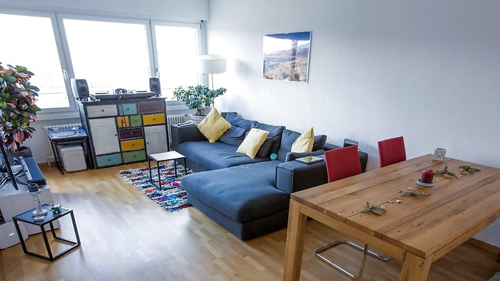 3½ room apartment in Bern - Wankdorf, furnished, temporary