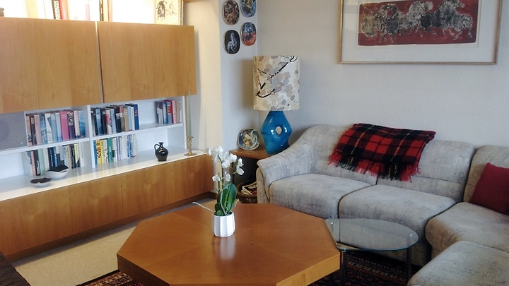 4½ room apartment in Bern - Bolligen, furnished
